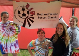 Red and White Soccer Classic 2013