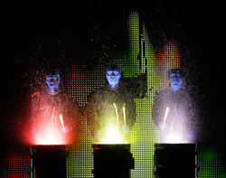 Blue Man Group National Tour © Paul Kolnik