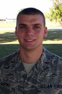 J.Michael Shuping '13, U.S. Air Force