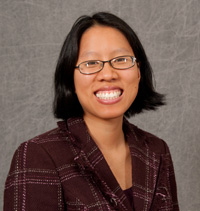 Joy Tongsri, Associate Director, Park Scholarships
