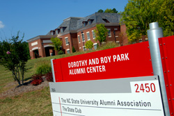 The Park Alumni Center on Centennial Campus.